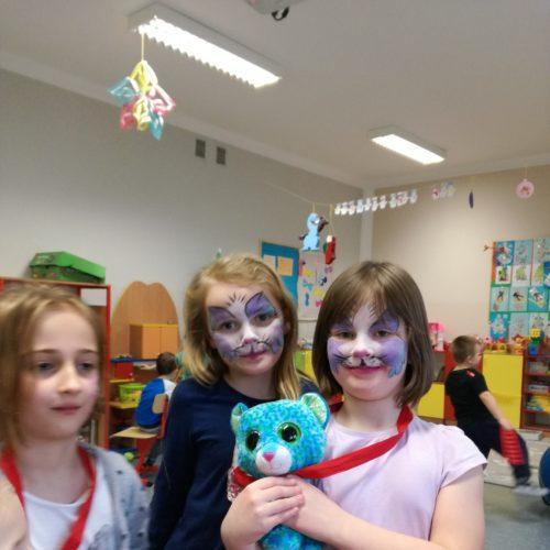 w kotki - Lena, Gabrysia i Daria